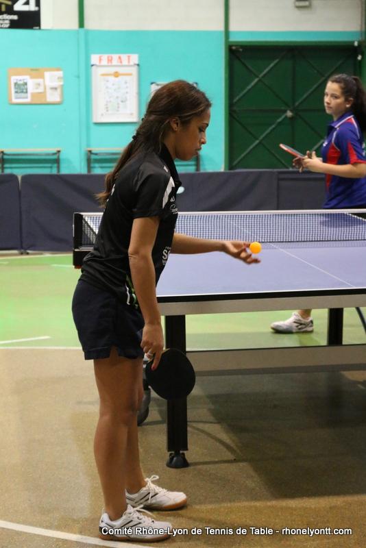 Comp titions individuelles comit tennis de table rh ne - Federation francaise de tennis de table classement ...