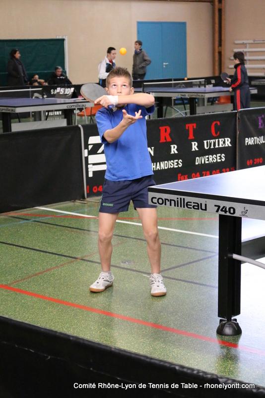 Crit rium f d ral comit tennis de table rh ne m tropole - Federation francaise de tennis de table classement ...