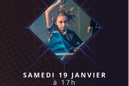 N3 dames : TTG reçoit Ste Geneviève Sport samedi 19/01 à 17h