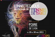 Retrouvez-nous à la Foire de Lyon du 20 au 30 mars et participez à l'animation du stand !