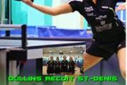 FRAT. OULLINS vs ST-DENIS – Nationale 2 Féminine – 07/03/2015