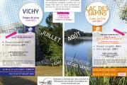 Nouvelle formule en demi-pension à Vichy et au Lac des Sapins !