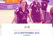 «Ping au féminin» dimanche 13/09 : inscriptions en ligne avant le 10/09 !