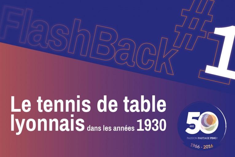 Flashback 1 des 50 ans du comit le tennis de table - Butterfly tennis de table france ...