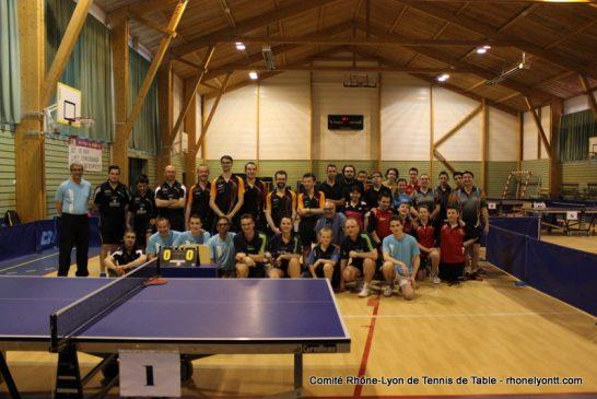 Championnat par équipes WE phase 2 : résultats provisoires !