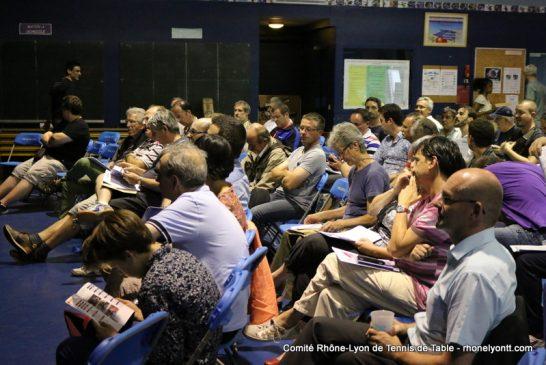 Projet Critérium Fédéral 17-18 : CR des réunions d'information