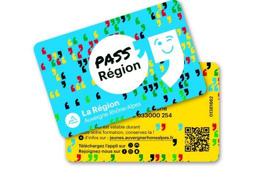 Le Pass'Région succède à la carte M'RA