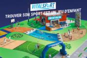 Samedi 1er septembre / Décathlon de Bron : le Comité est partenaire de l'événement Vitalsport