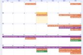 Le calendrier sportif en ligne : le retour !