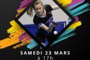 TT Gerland : Nationale 3 Dames – samedi 23 mars 2019