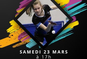 TT Gerland : Nationale 3 Dames – samedi 23 mars 2019