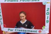 Finales Par Classement Nationales : le Titre pour Héloïse Armand, et des 3èmes places pour Solène Brachet et Anatole Clément !