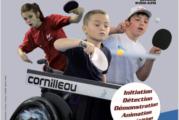 Handi Kid's TT, journée régionale handisport : samedi 14 septembre 2019 à la salle de la plaine des jeux de Gerland (Lyon 7)