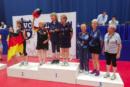 Le bronze pour le double Dames de Solange Fafournoux et Chantal Masset aux championnats d'Europe Vétérans 2019 à Budapest !