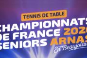 Découvrez l'affiche officielle des championnats de France 2020 à Arnas !