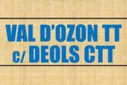 Samedi 7 décembre : Nationale 3 Masculine / Val d'Ozon TT Vs Déols CTT
