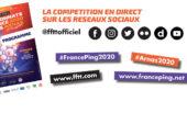 Le programme des championnats de France séniors 2020 à Arnas