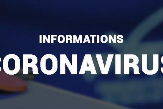 Communiqué de la FFTT du 13/03/2020 sur le Coronavirus