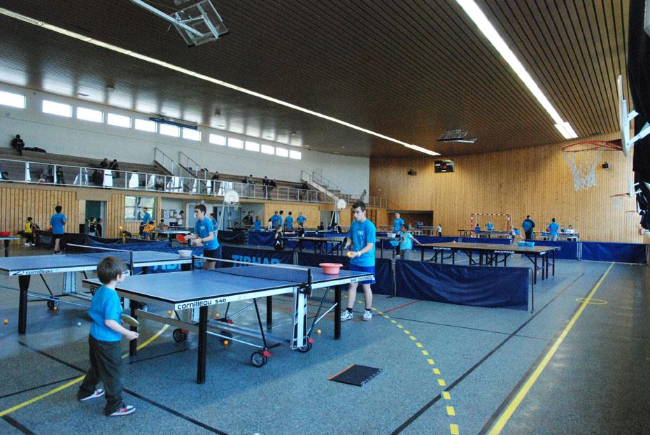 Comp titions comit tennis de table rh ne m tropole de lyon for Tennis de table lyon 6