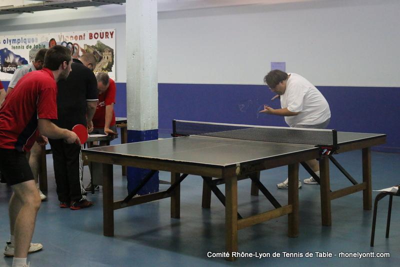 Les clubs comit tennis de table rh ne m tropole de lyon for Tennis de table lyon 6