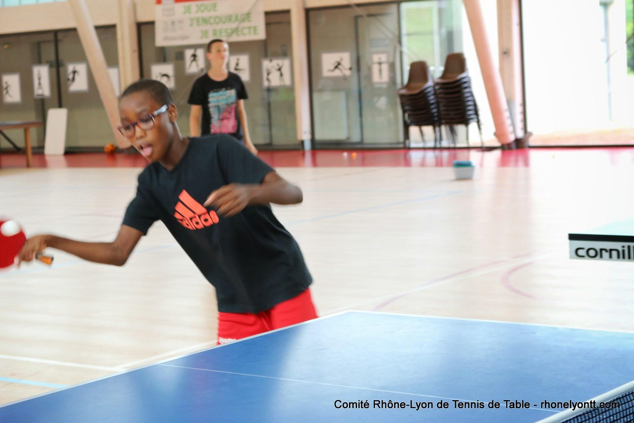 Coaching entre les points il faudra encore attendre en - Federation francaise tennis de table ...