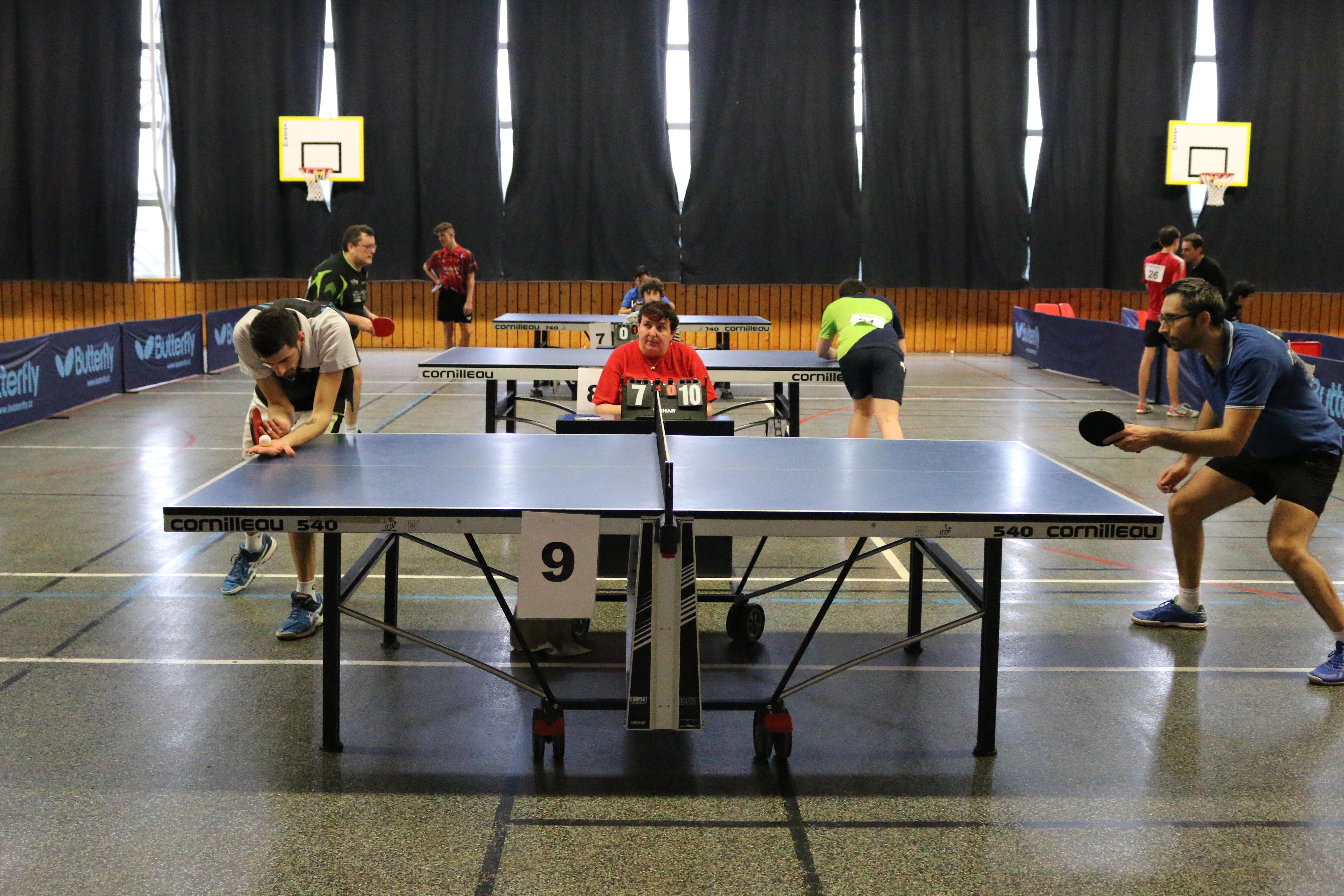Finales par classement comit tennis de table rh ne m tropole de lyon - Classement individuel tennis de table ...
