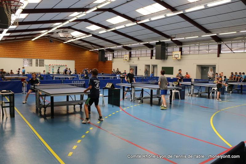 Championnats individuels comit tennis de table rh ne - Butterfly tennis de table france ...
