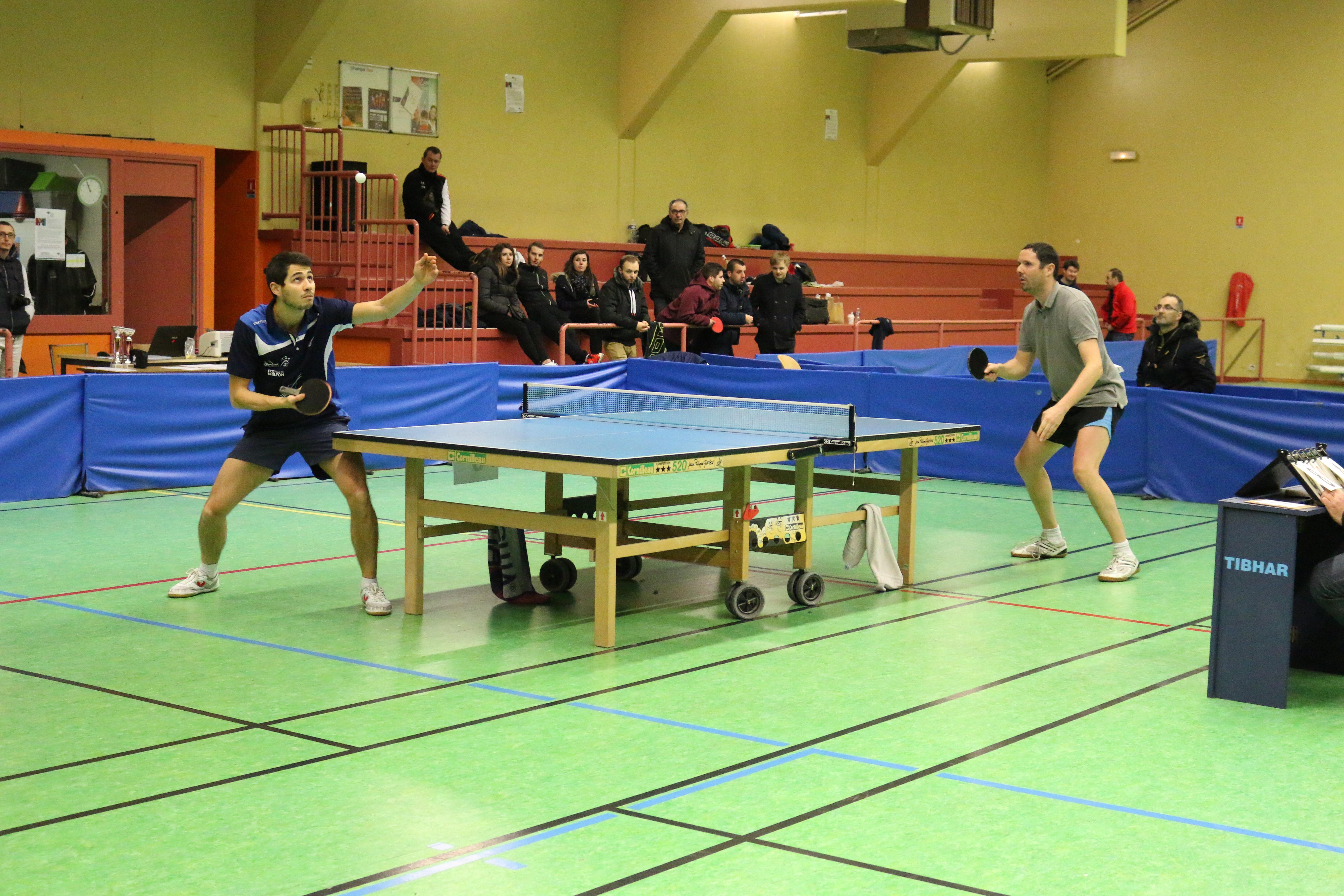 Rh ne lyon seniors comit tennis de table rh ne for Tennis de table lyon 6