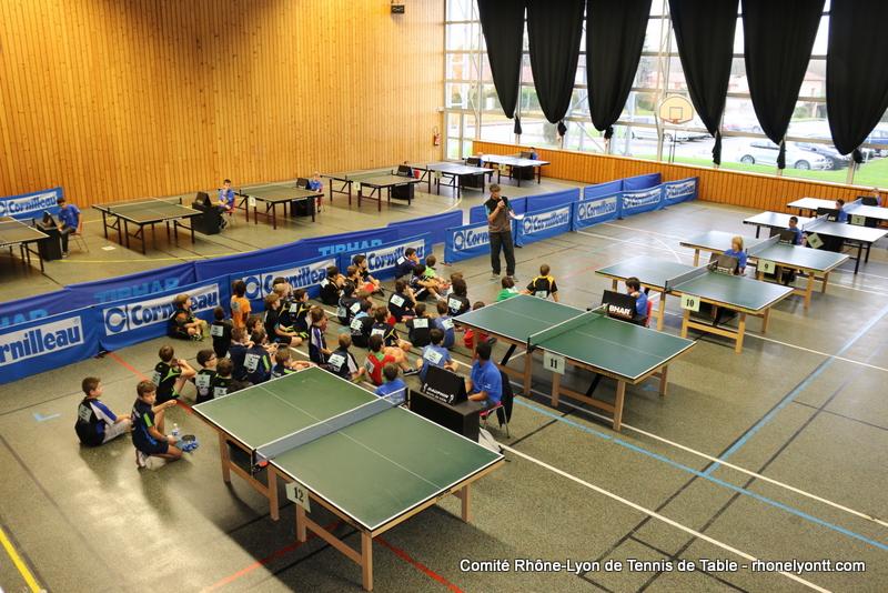 Tt gerland objectif nationale 2 messieurs 10 12 2016 for Tennis de table lyon 6