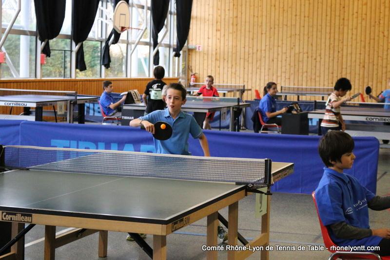 Alcr offre de service civique comit tennis de table for Tennis de table lyon 6