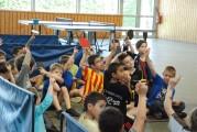 """! Nouveau ! Les """"Ateliers Gones"""" pour les 5-8 ans du Comité Rhône-Lyon de Tennis de Table"""