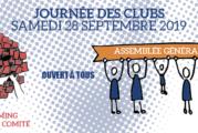 Brainstorming et AG du Comité – samedi 28 septembre à Décines chez LESTT