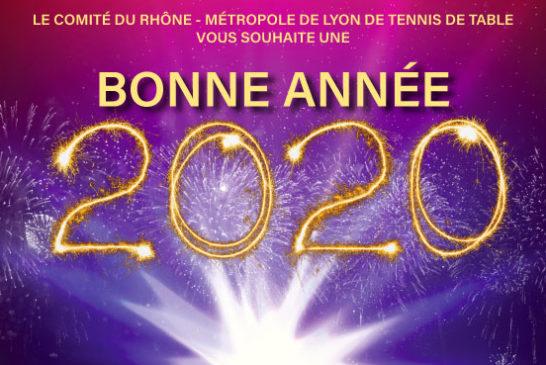 L'équipe du Comité vous souhaite une belle et heureuse année 2020