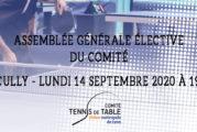 ASSEMBLEEGENERALE ELECTIVE DU COMITE