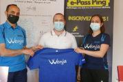 Signature du partenariat avec Wenja