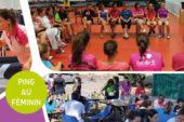 Stage féminin le dimanche 19 septembre 2021 à Gerland